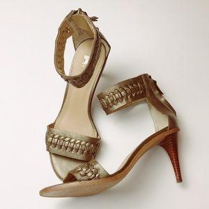 JOE'S JEANS PAX ankle strap sandals